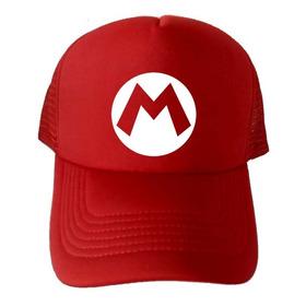 Gorra Cachucha Super Mario Bros  Unisex