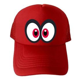 Gorra Cachucha Super Mario Bros Odyssey Unisex