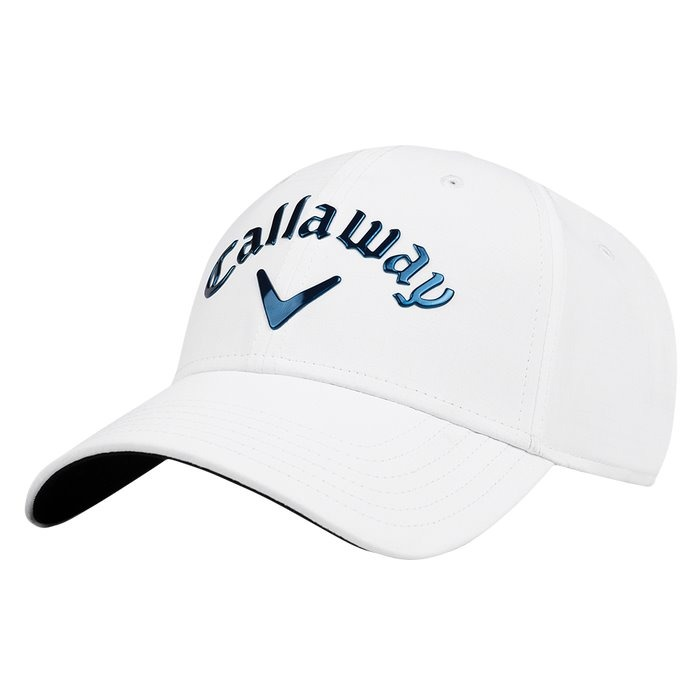 Gorra Callaway Blanca Metal Liquid Metal Cap Callaway Golf ... 02365997faa