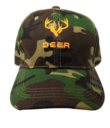 gorra camuflada 3d caza pesca bordada ear outdoor