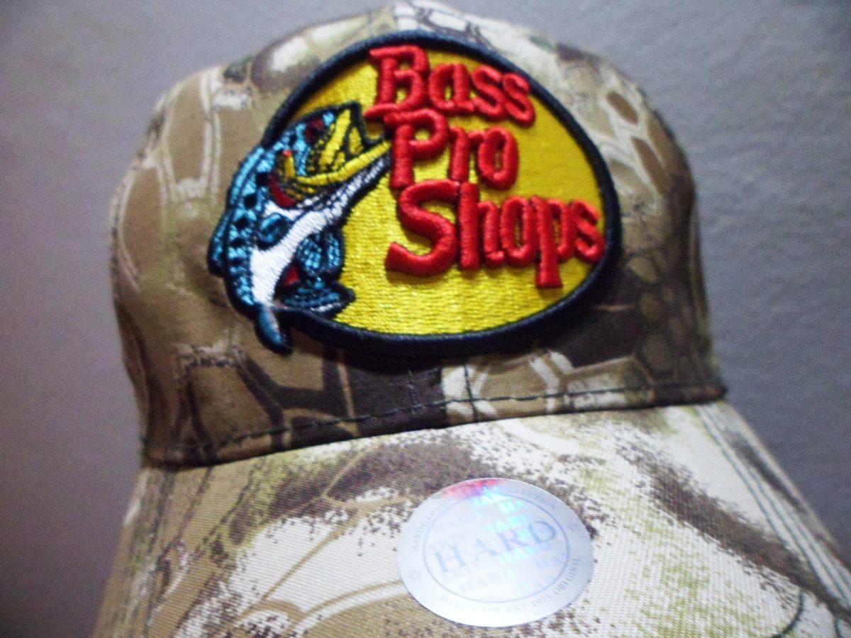 Gorra Camuflada De Pesca Bass Pro Shops-bordada -   18.000 en ... bf404e7d4c0