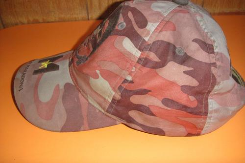 gorra camuflada homenaje a diego maradona única