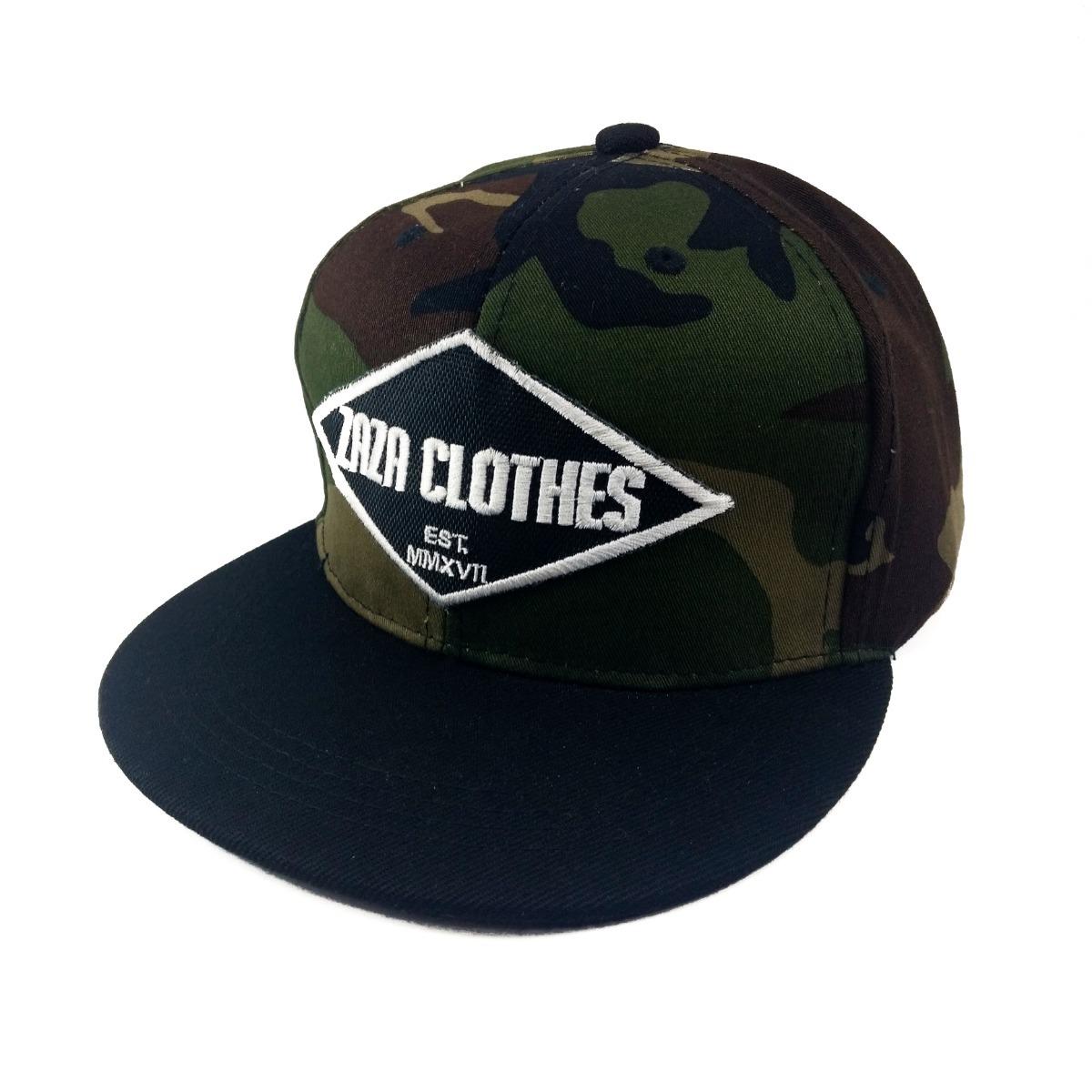 gorra camuflada snapback ajustable exclusiva tendencia moda. Cargando zoom. 313c27788b2