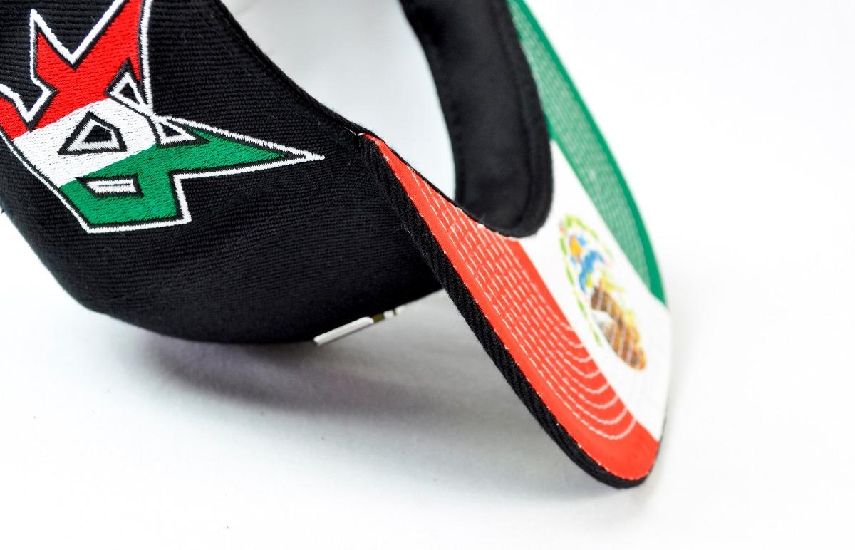 Gorra Canelo Alvarez México Visera Plana Original -   690.00 en ... ab47dd81fd8