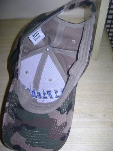 gorra canuflage americana