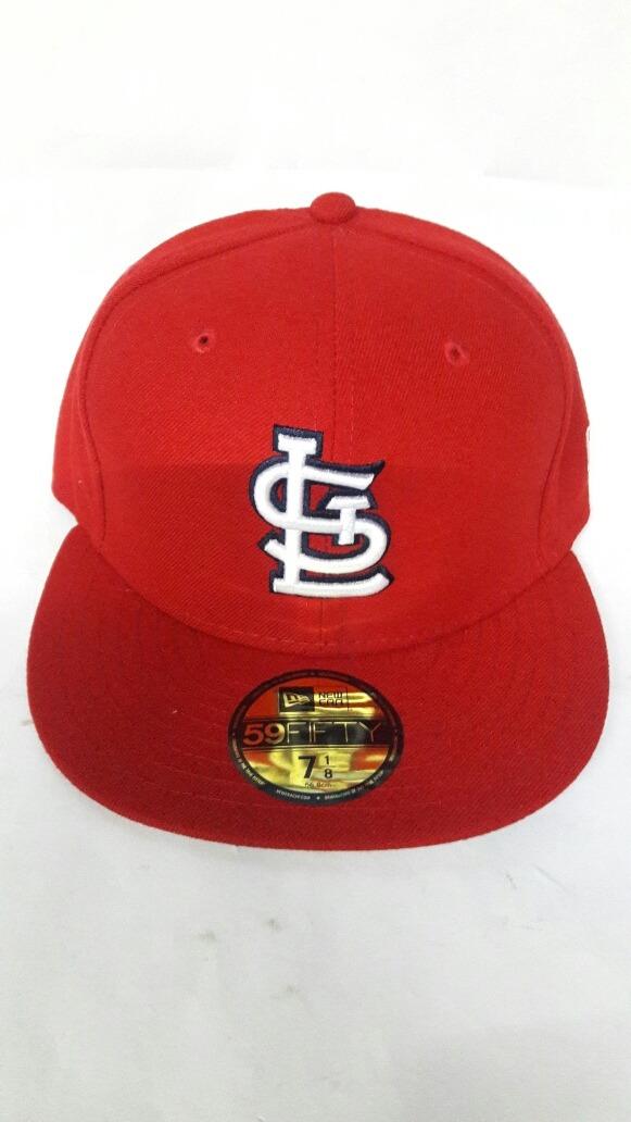 Vender uno igual. gorra cardenales de san luis 7 1 8 roja new era original. Cargando  zoom. 066ec53e637