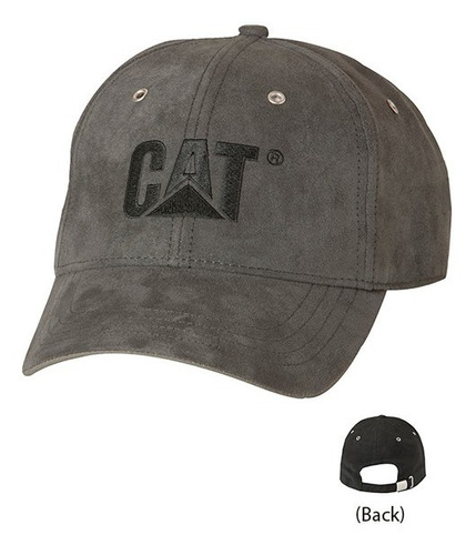 gorra cat  graphite - w01434-061