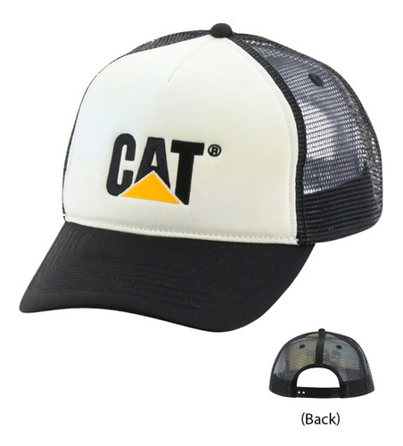 gorra cat white - 2120299-10110