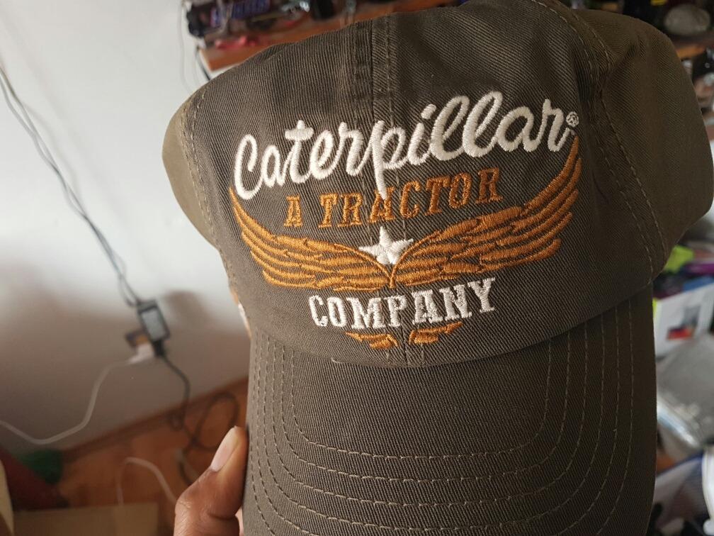Gorra Caterpillar Original -   299.00 en Mercado Libre 0f31ec589b3