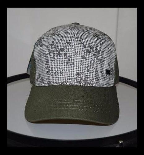 gorra cerrada flex verde