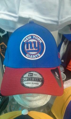 gorra cerrada nfl ny giants new era importada original