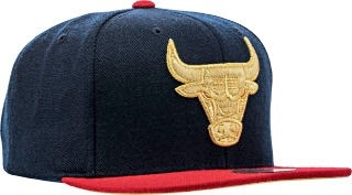 Gorra Chicago Bulls 2016 Snapback Mitchell And Ness Original ... c024166274e