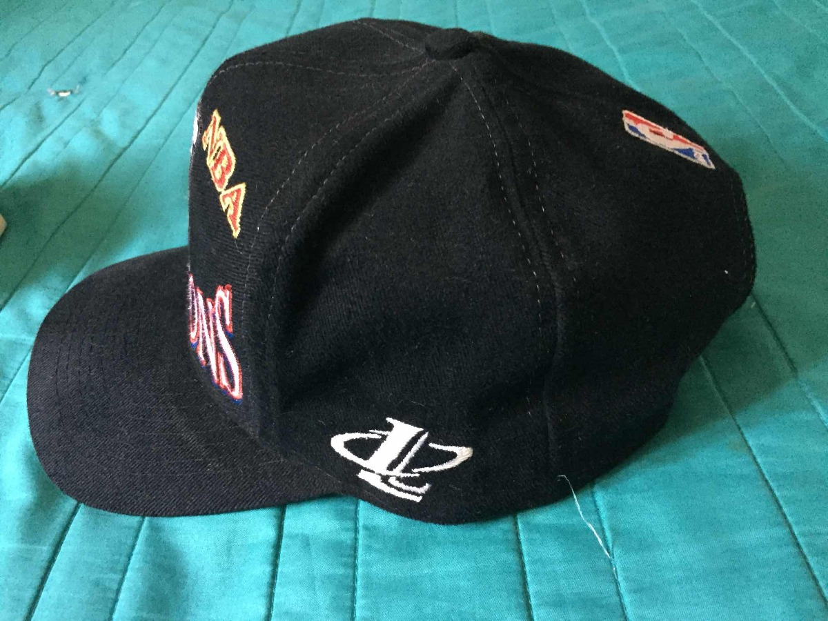 gorra chicago bulls logo athletic 90s campeones 1997 nba. Cargando zoom. 84d7782acf9