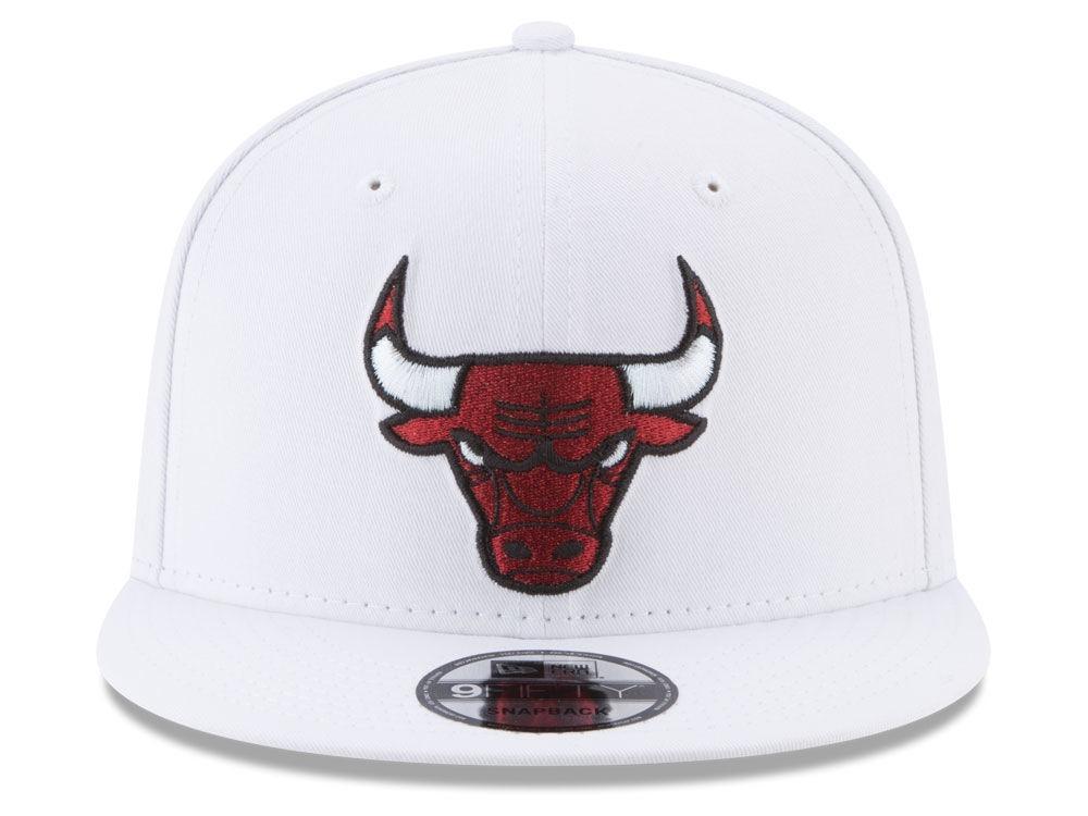 Gorra Chicago Bulls Metallic Blanca -   649.00 en Mercado Libre f6b29337566