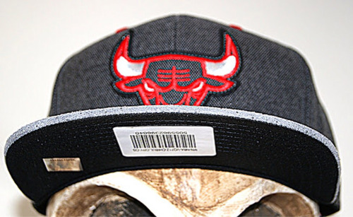 Gorra Chicago Bulls Snapback Mitchell And Ness Original -   630.00 ... 1a847069652