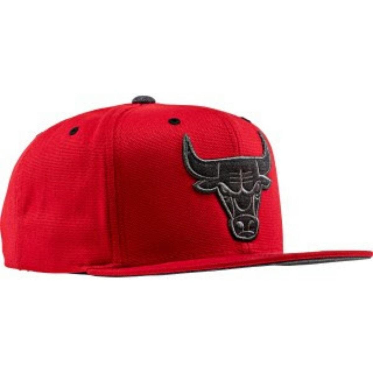 Gorras Chicago Bulls Rojas finaperf.es 62bc563ac3a