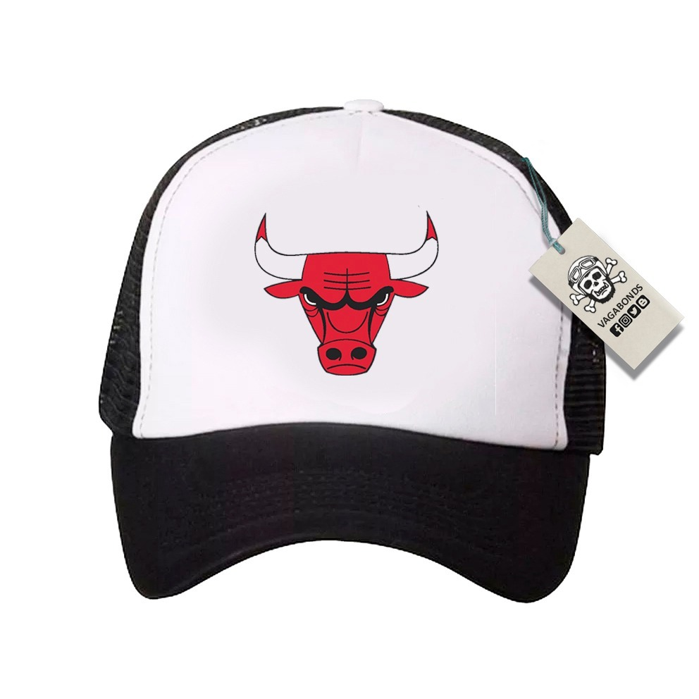 gorra chicago bulls trucker nba basket - vagabonds. Cargando zoom. 97e0a15a710