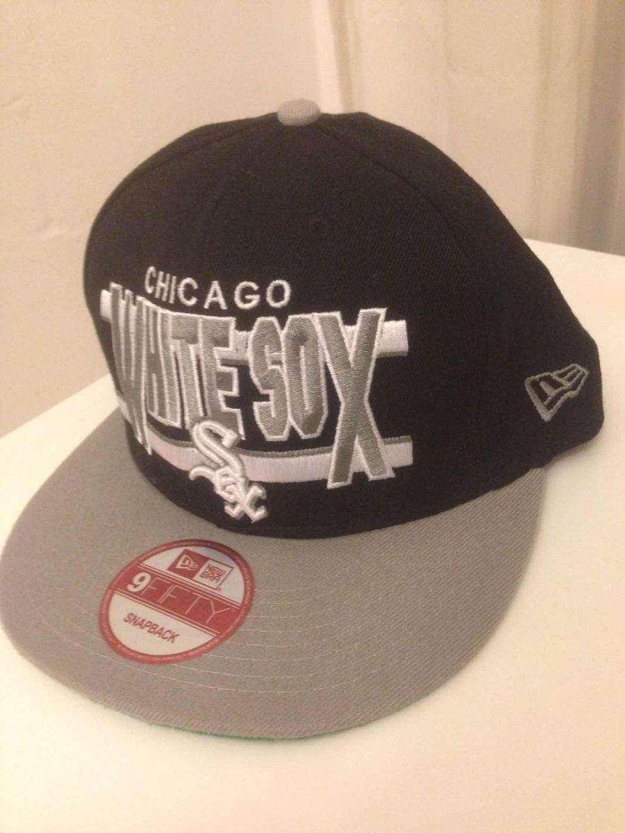 gorra chicago white sox original. Cargando zoom. e2460bbc2e3