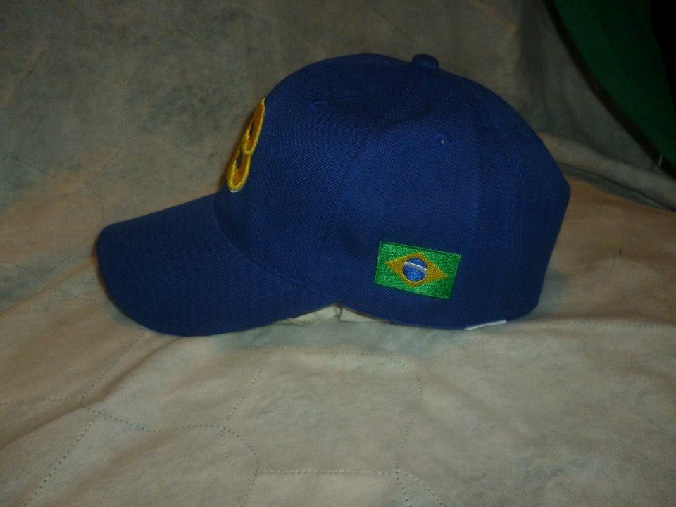 gorra clasico mundial de beisbol- brasil. Cargando zoom. 7934c07f15f