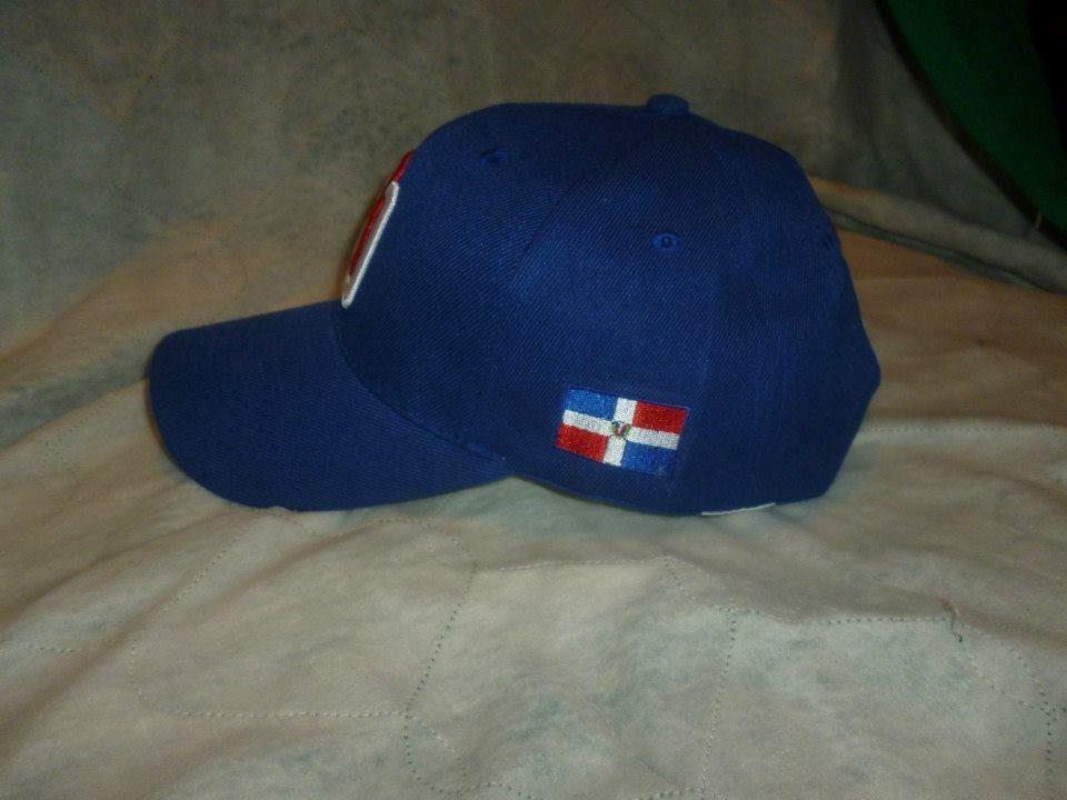 gorra clasico mundial de beisbol- republica dominicana. Cargando zoom. fa6f3a0a7b9