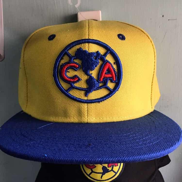 Gorra club america logotipo blue red snapback en mercado jpg 750x750 Fotos  del logotipo america 8d5e8b02953
