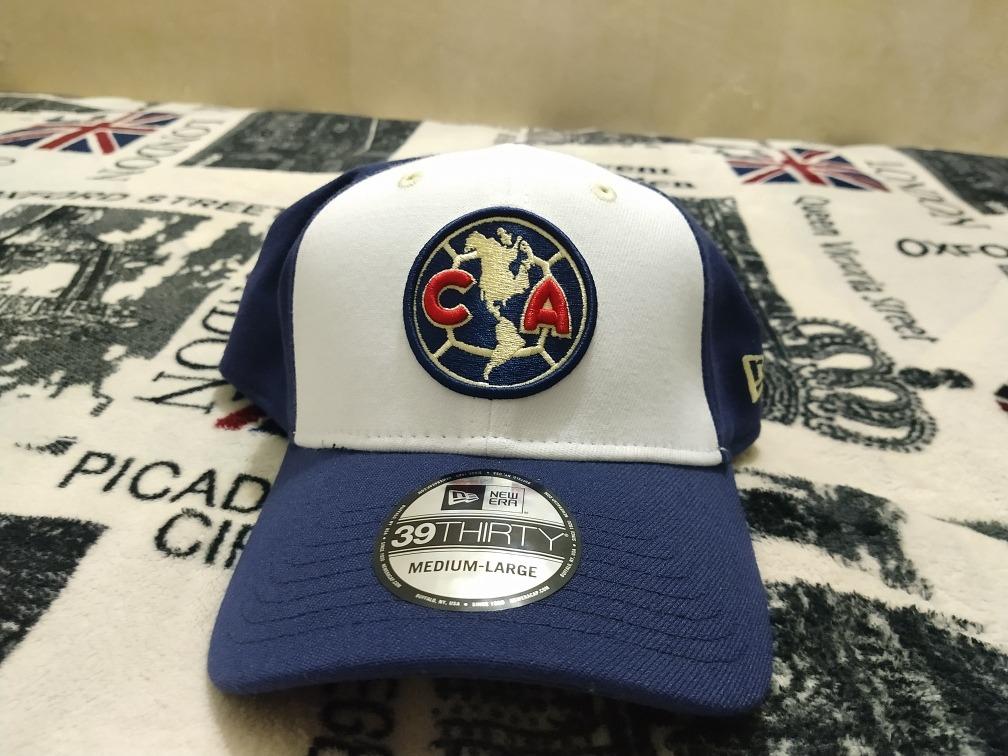 Gorra Club America Newera 2018 Original -   700.00 en Mercado Libre fbd9ba37a58
