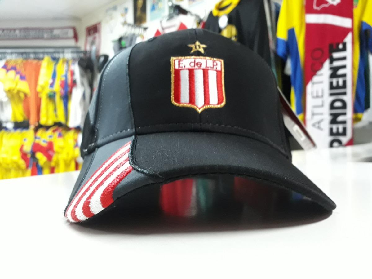 Gorra Club Estudiantes De La Plata Producto Oficial Argentin ... 33ac01bca9f