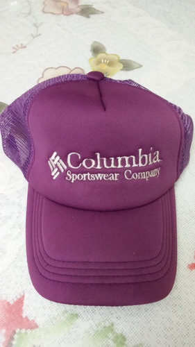 gorra columbia