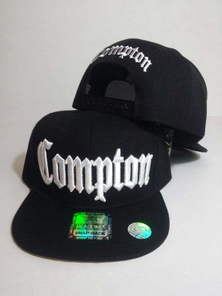 gorra compton california snapback unitalla calidad negra. Cargando zoom. 5adf01aab27