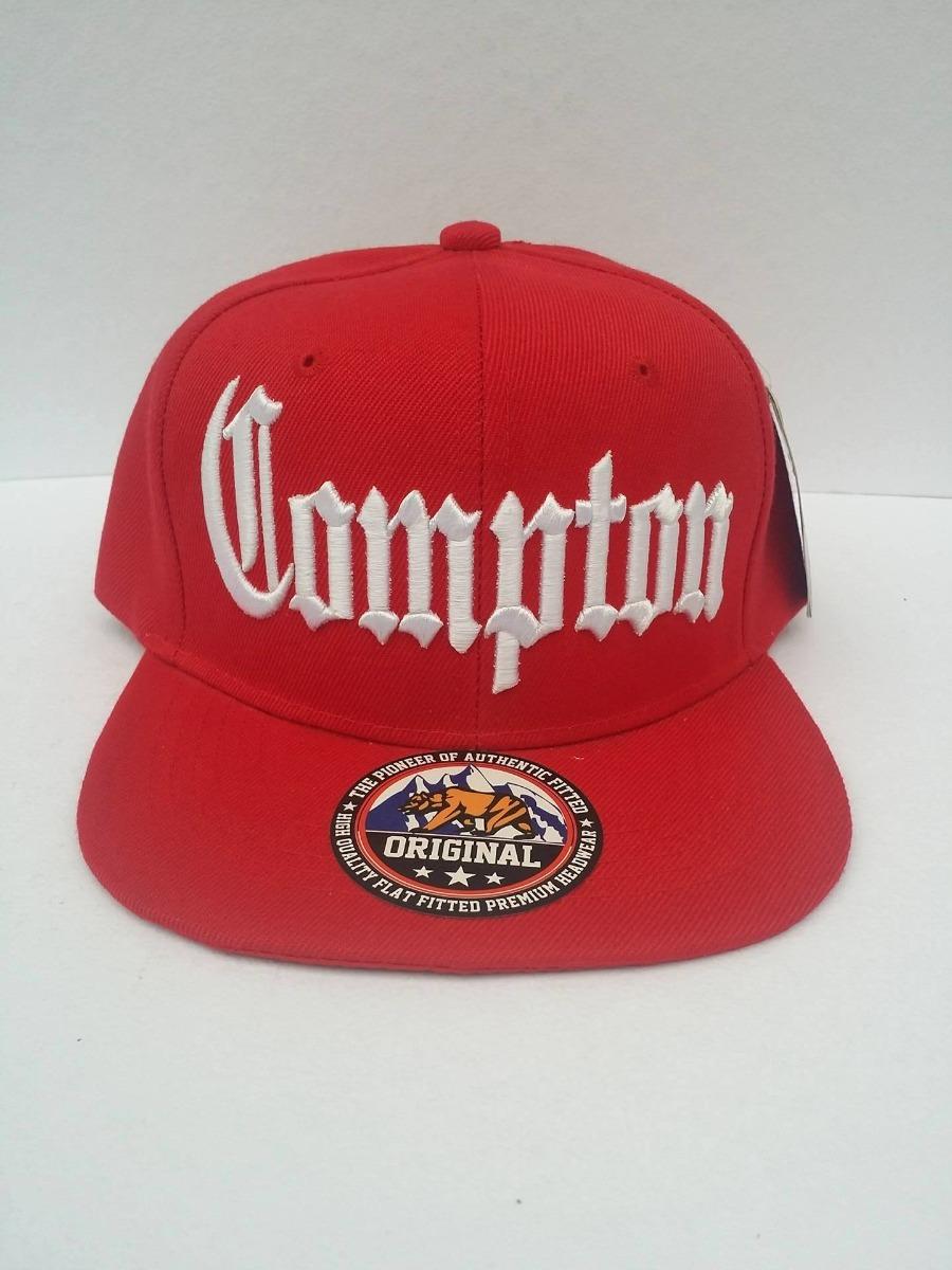 gorra compton california snapback unitalla calidad roja. Cargando zoom. 0e16cf88c3e