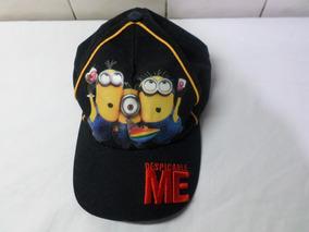 6893357768c5 Gorra Con Visera Minions Original Despicable Me Disney
