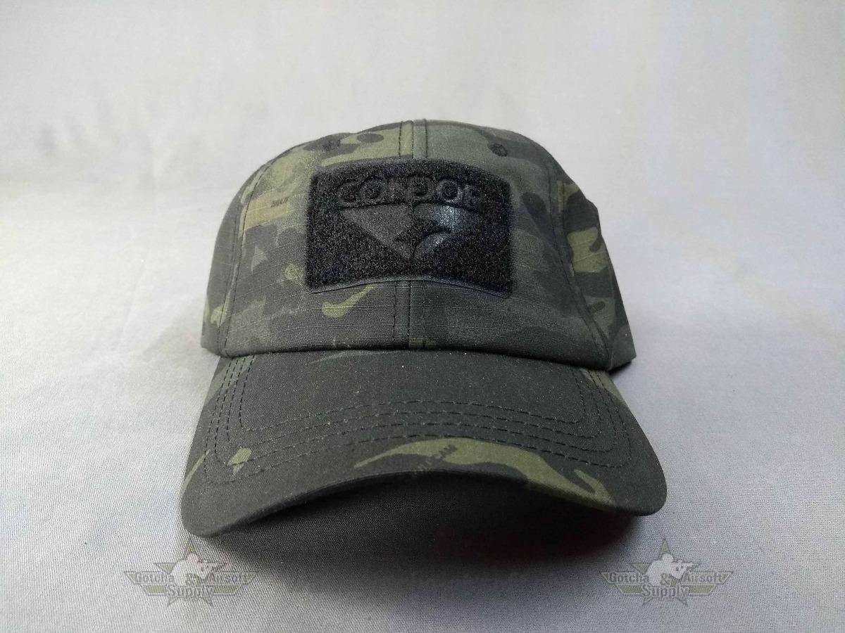 aff0e5a6b1f78 Gorra Condor Flex Tactical Cap -   540.00 en Mercado Libre