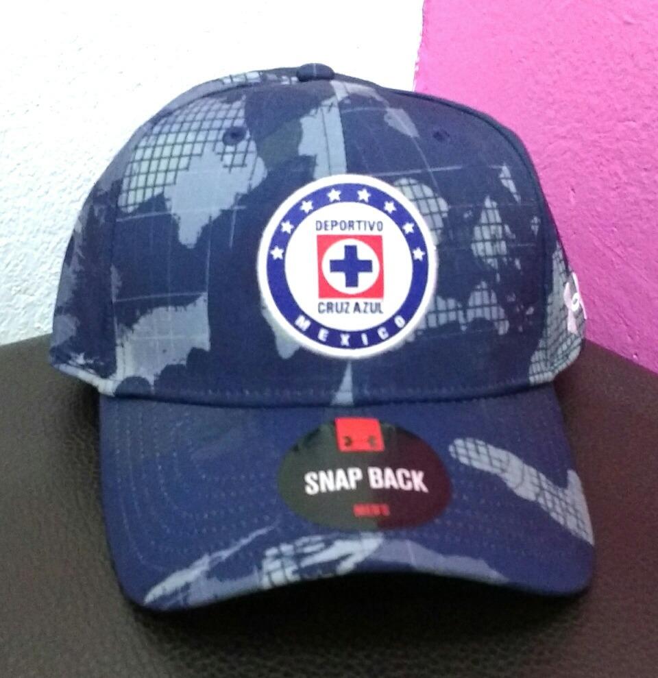 Gorra Cruz Azul (marino) -   450.00 en Mercado Libre 476fbe59705