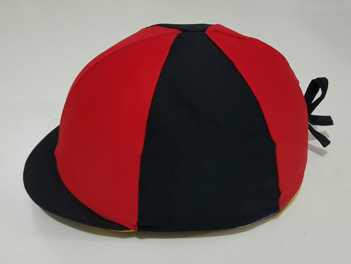 gorra cubre casco de jockey turf carrera caballos. Cargando zoom. b6666c2418f