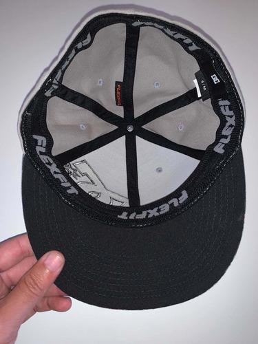 gorra dc importado de usa nueva sin uso ajuste elástico