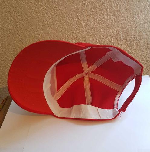 gorra de algodon lote 100 pzs serigrafiar imprimir bordar*