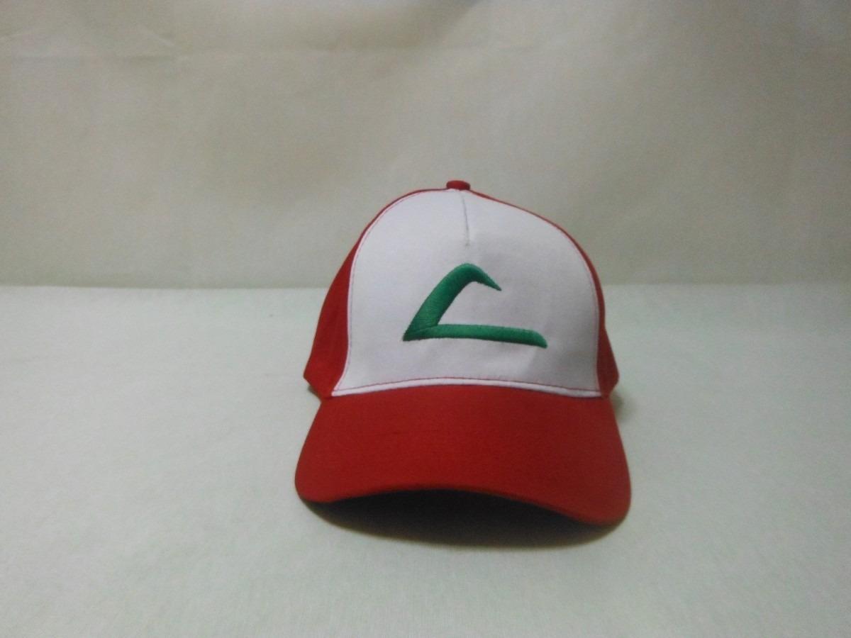 gorra de ash - pokemon estampada. Cargando zoom. 8b4e1c11ff8