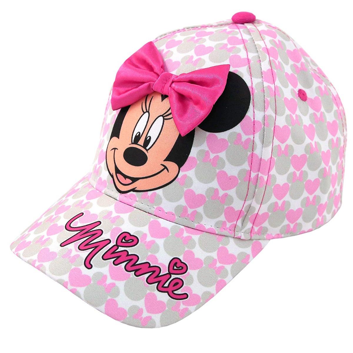 be4804a72 gorra de béisbol bowtique de minnie mouse para niñas p... Cargando zoom.