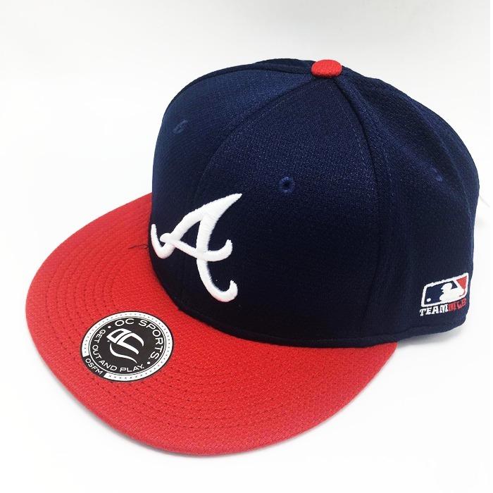 Mlm gorra de beisbol original team bravos atlanta ajustable jpg 700x700 Atlanta  beisbol gorras de mlb 79c8f8d80aa