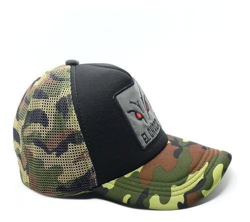 gorra de  el chacal