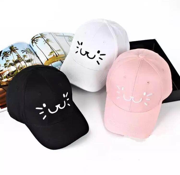 Gorra De Gato Para Mujer En Color Blanco! -   34.500 en Mercado Libre 15c59dd2343