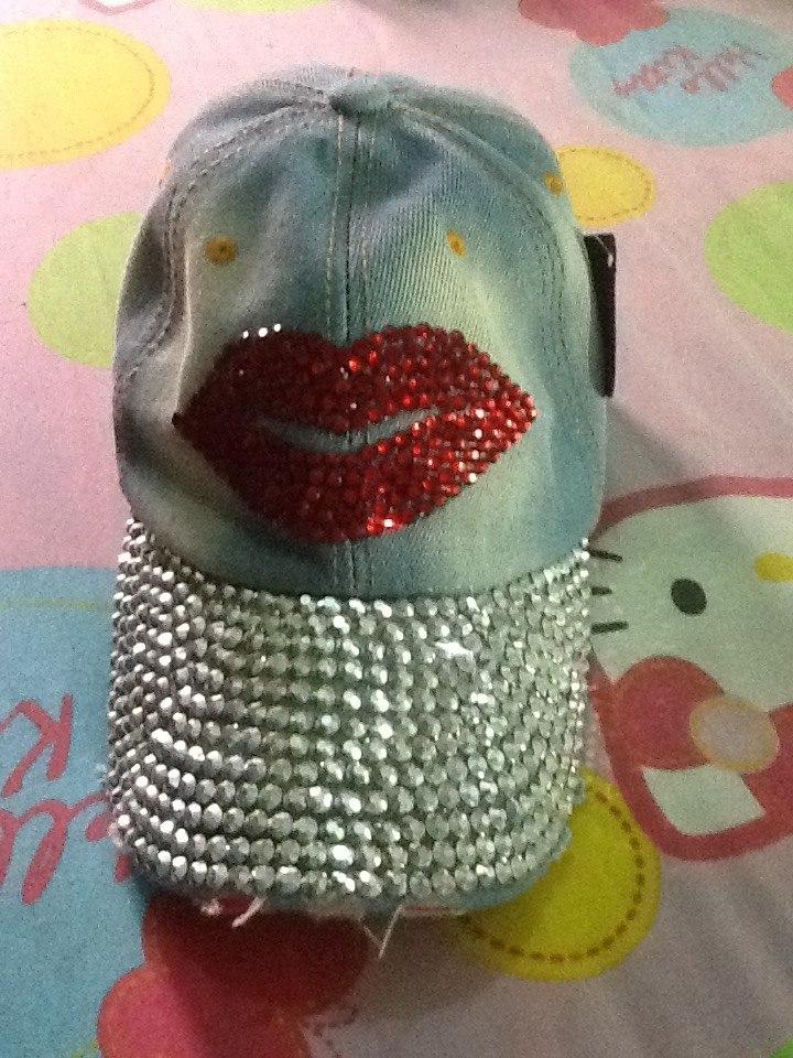 gorra de jeans decorada para dama. Cargando zoom. 3c12c53b335