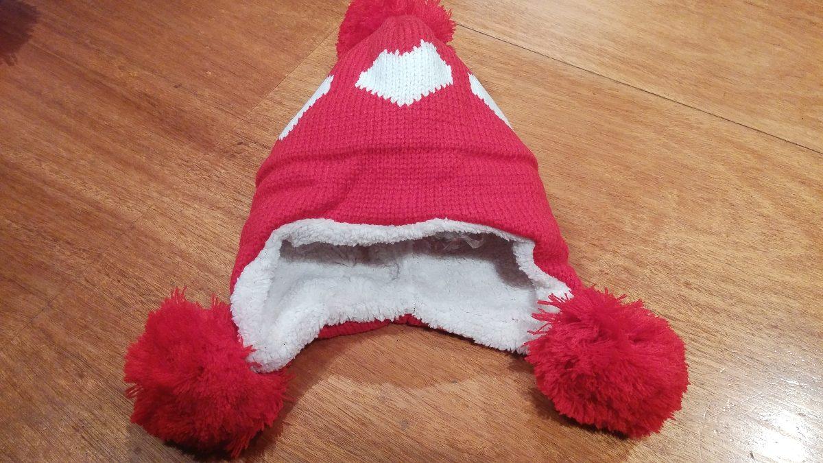 gorra de lana gruesa forrado pompones cubreorejas. Cargando zoom. fd76cfdc7c3