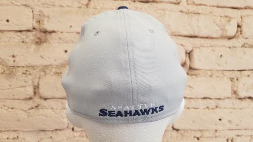gorra de los halcones marinos de seatle new era