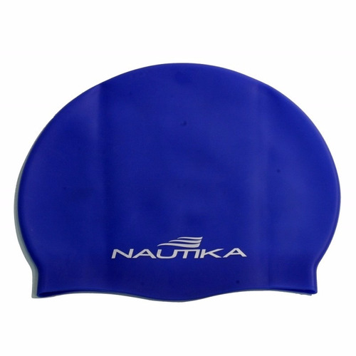 gorra de natación nautika silicona