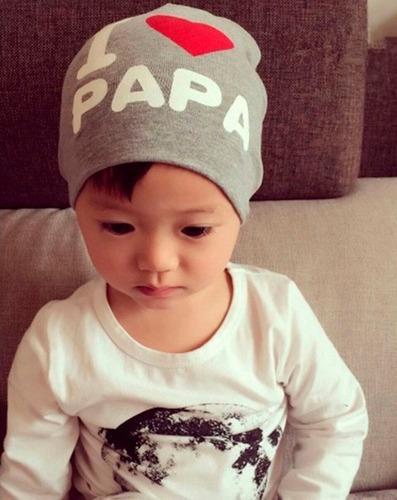 gorra de oso panda con chalina para bebes