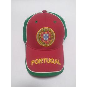 Gorra De Portugal Ajustable