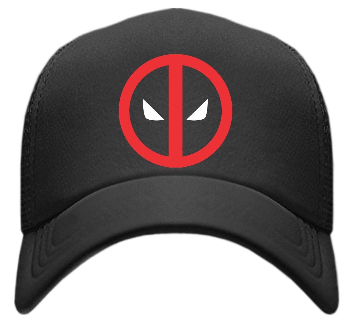 7a641b8adca33 Gorra Deadpool Pool Marvel 1 Adulto -   100.00 en Mercado Libre