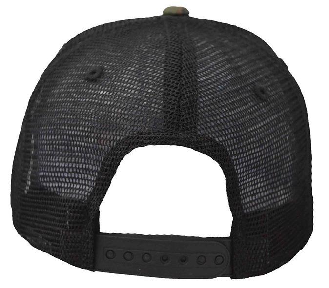 e212b5fc8 Gorra Decky Negro Camo 1054 Army Baseball Cap Original Wood