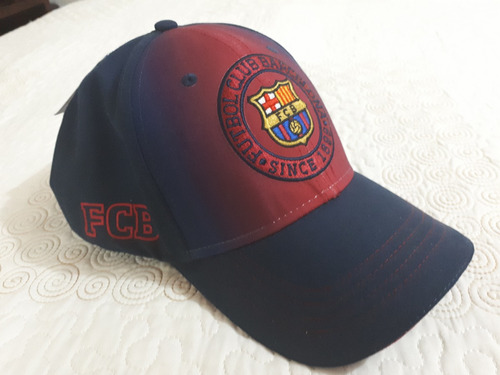 gorra del barcelona